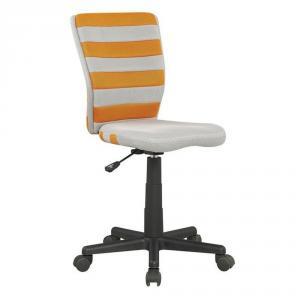 Scaun birou copii HM Fuego portocaliu