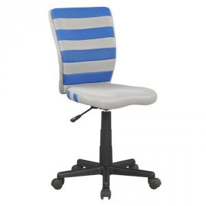 Scaun birou copii HM Fuego albastru