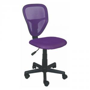 Scaun birou copii HM Spike violet
