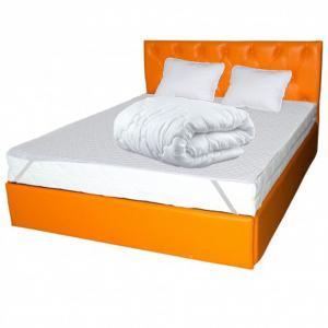 Set Saltea Mercur Comfort Flex Plus 140x200 plus 2 perne  plus Husa hipoalergenica plus Pilota microfibra iarna 180x200