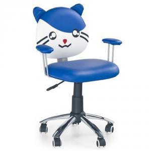 Scaun birou copii HM Tom albastru