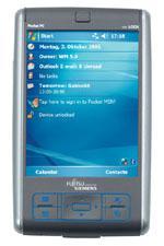 Fujitsu siemens pocket loox n560