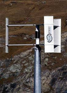 Centrala eoliana cu turbina verticala Maxi Vertical