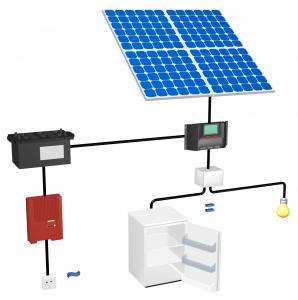 Centrala electrica fotosolara