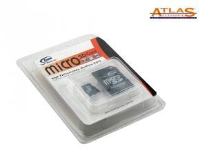 Micro sd + adaptor sd