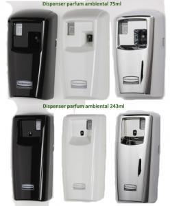 Dispenser parfum ambiental cu afisaj LCD