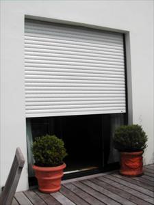 Obloane exterioare din aluminiu