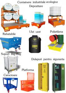 Containere ecologice industriale omologate