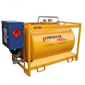 Cisterna, bazin, rezervor motorina transportabil