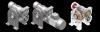 Reductoare cilindro - melcate tip p - mi
