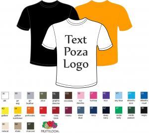 Tricouri imprimate personalizate