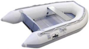 Barca pneumatica PLWOOD 420