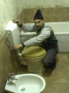 Instalare sanitare baie