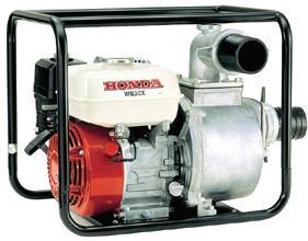 Honda motopompa