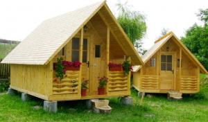 Cabane de inchiriat