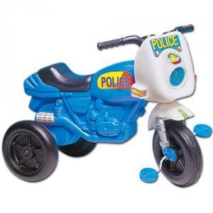 Tricicleta Police - Dohany