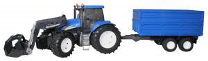 Incarcator frontal pentru tractor