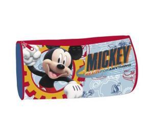 Penar cilindru Mickey 21,5X7,5X7,5 CM Arditex