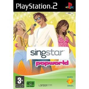 SingStar Popworld Solus PS2
