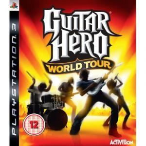Guitar hero: world tour (ps3)