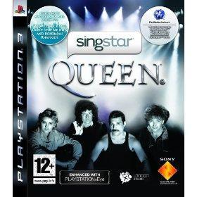 Singstar queen ps3