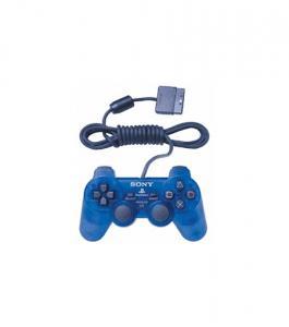 Controller ps2 blue