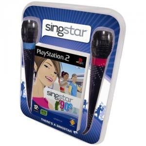 SingStar '90s cu 2 Microfoane PS2