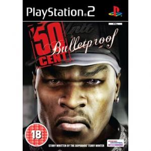 50 cent: bulletproof (ps2)
