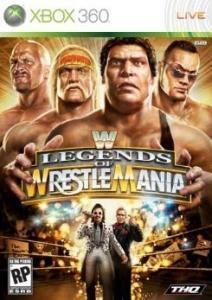 Legends of wrestlemania
