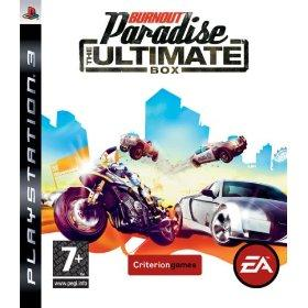 Burnout paradise ultimate box ps3
