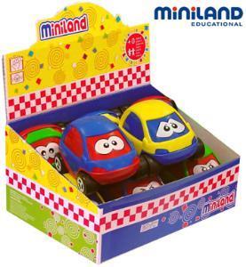 Jucarii Masinute monovolum  Miniland