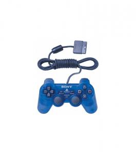 Controller ps2 blue