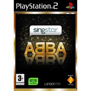 Singstar abba ps2