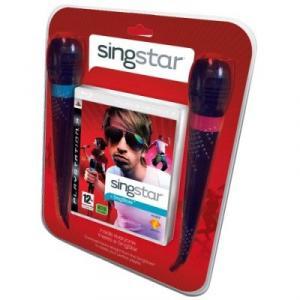 SingStar Next Gen PS3 cu 2 microfoane