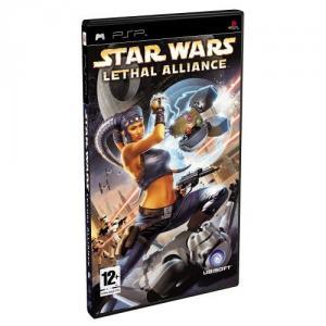 Star wars: lethal alliance (psp)