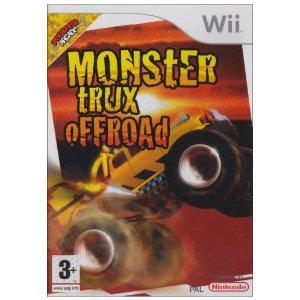 Monster Trux: Offroad Wii