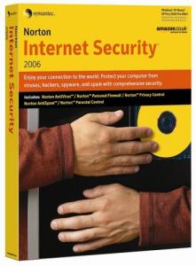 Norton antivirus 2006