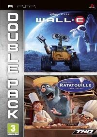 Ratatouille & Wall-E Double Pack PSP