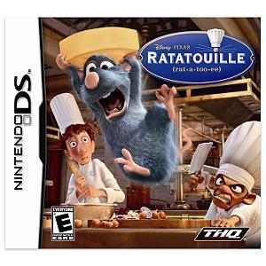Ratatouille ds