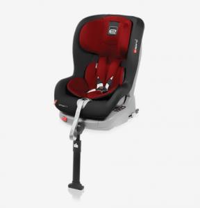 Espiro Optima FX 02 poppy - scaun auto cu ISOFIX 9-18 kg