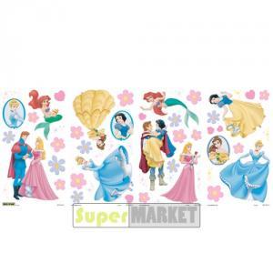 Decofun sticker perete princess