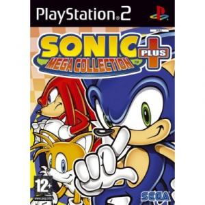 Sonic Mega Collection PS2