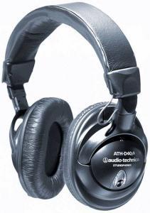 Audio technica ath d40fs