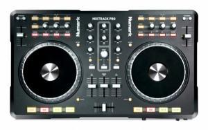 Numark MixTrack Pro - Controller Dj cu interfata audio