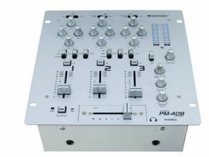 OMNITRONIC PM-408 DJ mixer