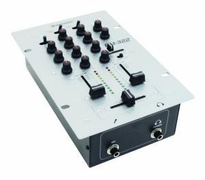 OMNITRONIC PM-322 DJ mixer