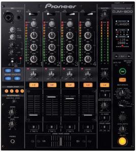 Pioneer mixer djm 800