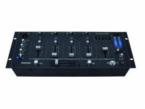 "OMNITRONIC EMX-1 19"" 4-channel club mixer"
