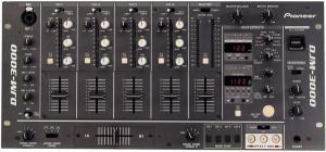 Pioneer djm3000 mixer dj