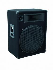 Boxe omnitronic 500 w